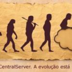 Campanha da CentralServer vincula a computação em nuvem à evolução humana