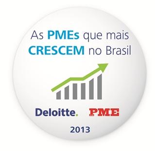 Selo Oficial Deloitte Exame PME