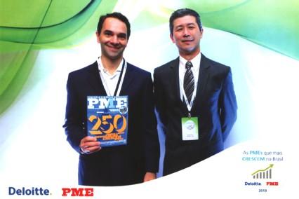 Evento Deloitte Exame PME