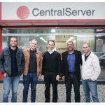 Empreendedores do programa Endeavor Conecta visitam a CentralServer