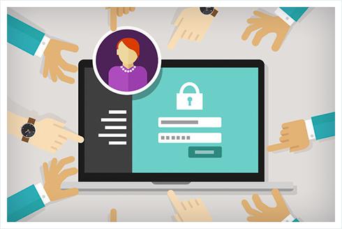 Email – Proteção das senhas de acesso