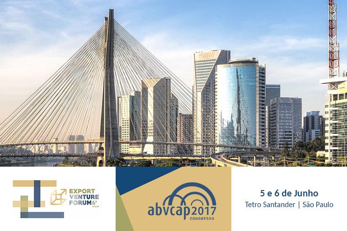 CentralServer é selecionada pela ABVCAP para participar do Export Venture Forum 2017