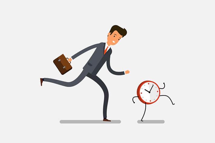 Executivo, como você tem organizado seu tempo?