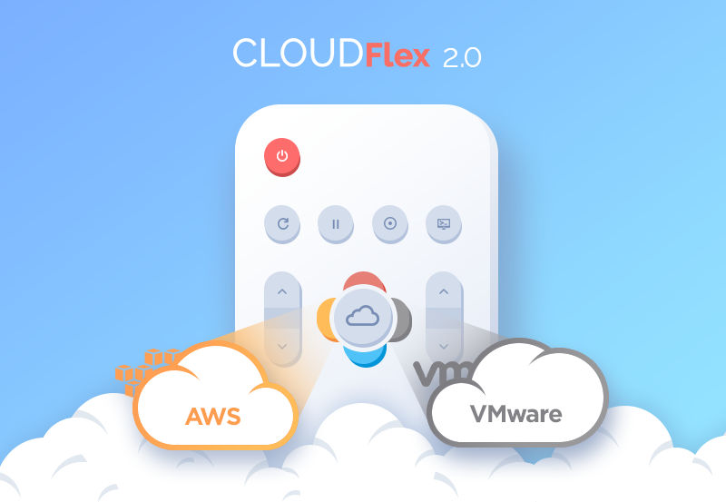 O CloudFlex agora é multicloud!