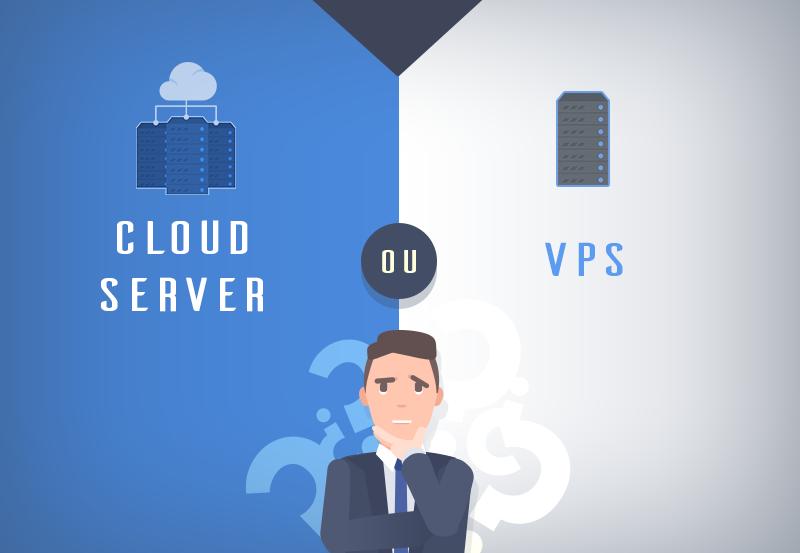 Será que você precisa de um Cloud Server ou de um VPS?