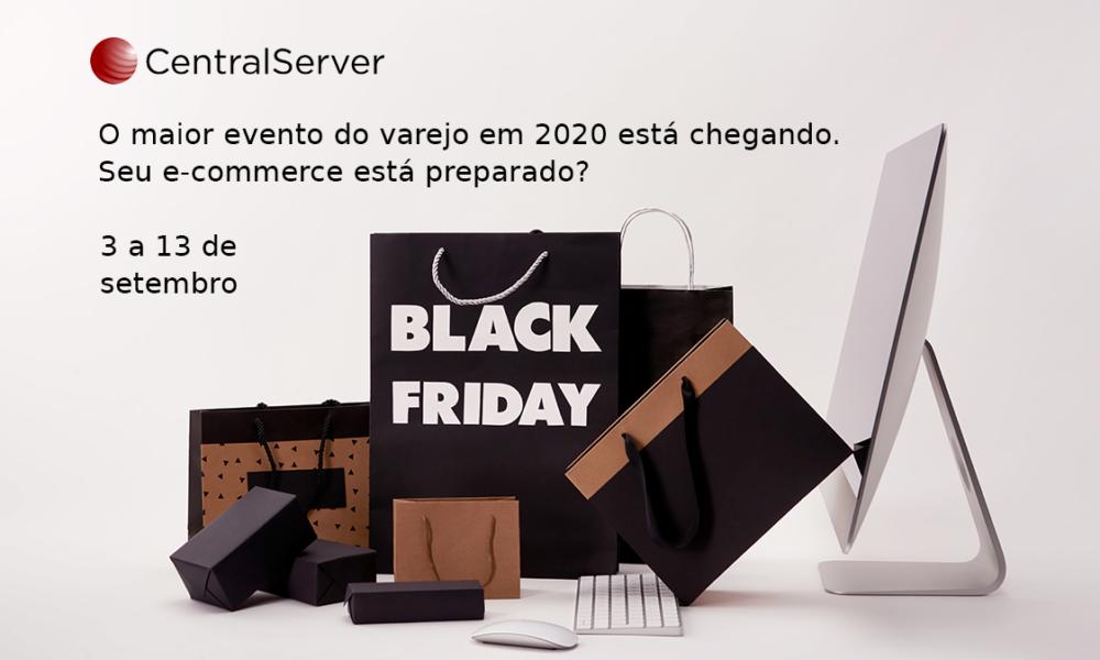 Prepare seu e-commerce para a Black Friday 2020